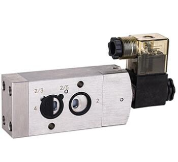 SS316 5/2 or 3/2 way SSM531-08 Solenoid Valves
